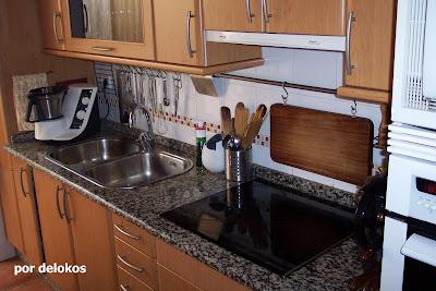 La cocina de delokos delokos - Cocinas modernas de 9 metros cuadrados ...