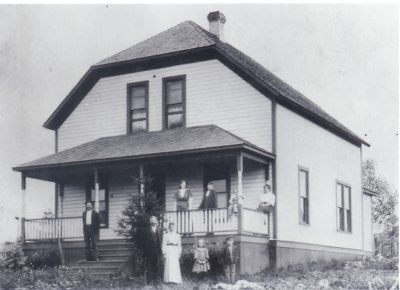 Our House cir. 1906