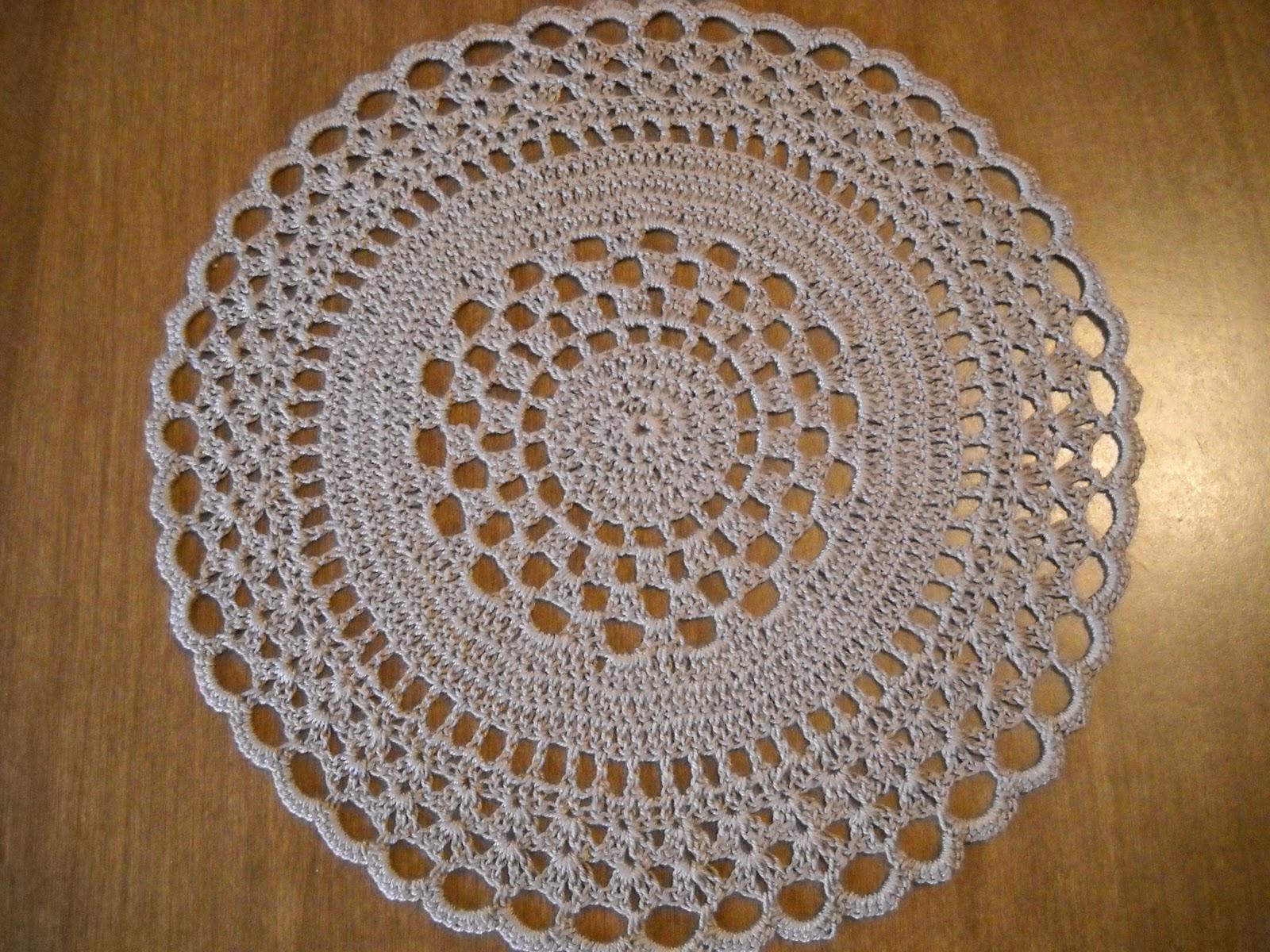Crochet Anastasia E White