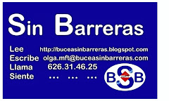 Contacta con B.S.B. - Bucea Sin Barreras