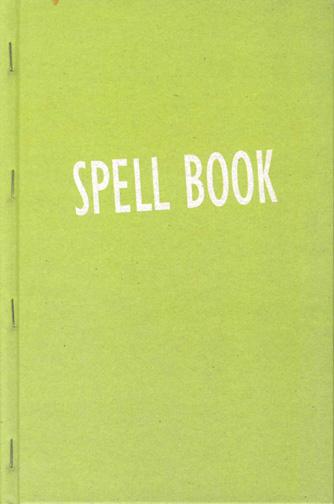 [Spell+book+binding]