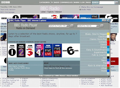 BBC Radio Player v1