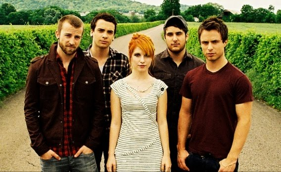 Paramore Band Members Leave Group ~ The Brat Writes