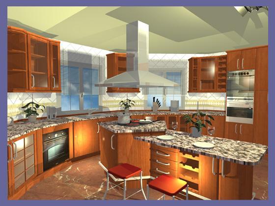 Dise o de interiores - Diseno de interiores para cocinas ...