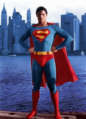 Superman - Cristopher Reeve