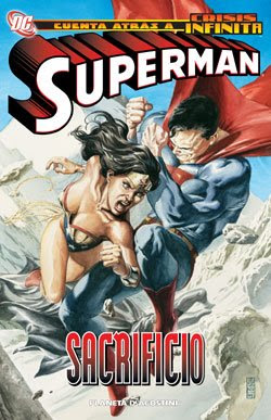 Superman Wonder Woman Sacrificio