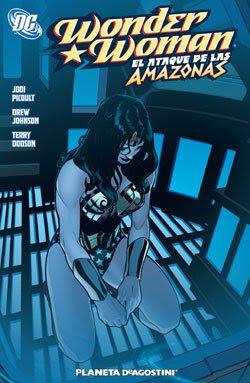 Wonder Woman El ataque de las amazonas 1
