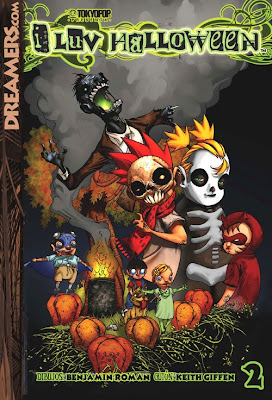 I luv Halloween de Keith Giffen