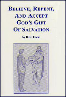 Believe, Repent, and Accept God's Gift of Salvation