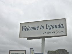 Welcome to Uganda