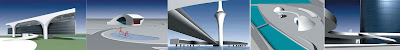 Projetos Futuros - Oscar Niemeyer