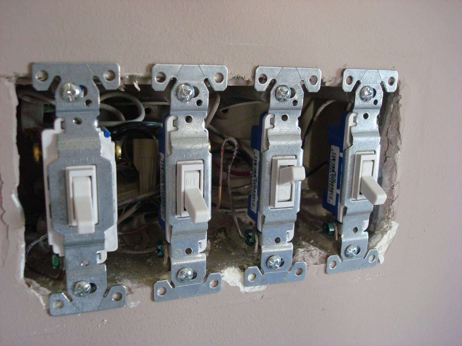 dimmer switch tutorial