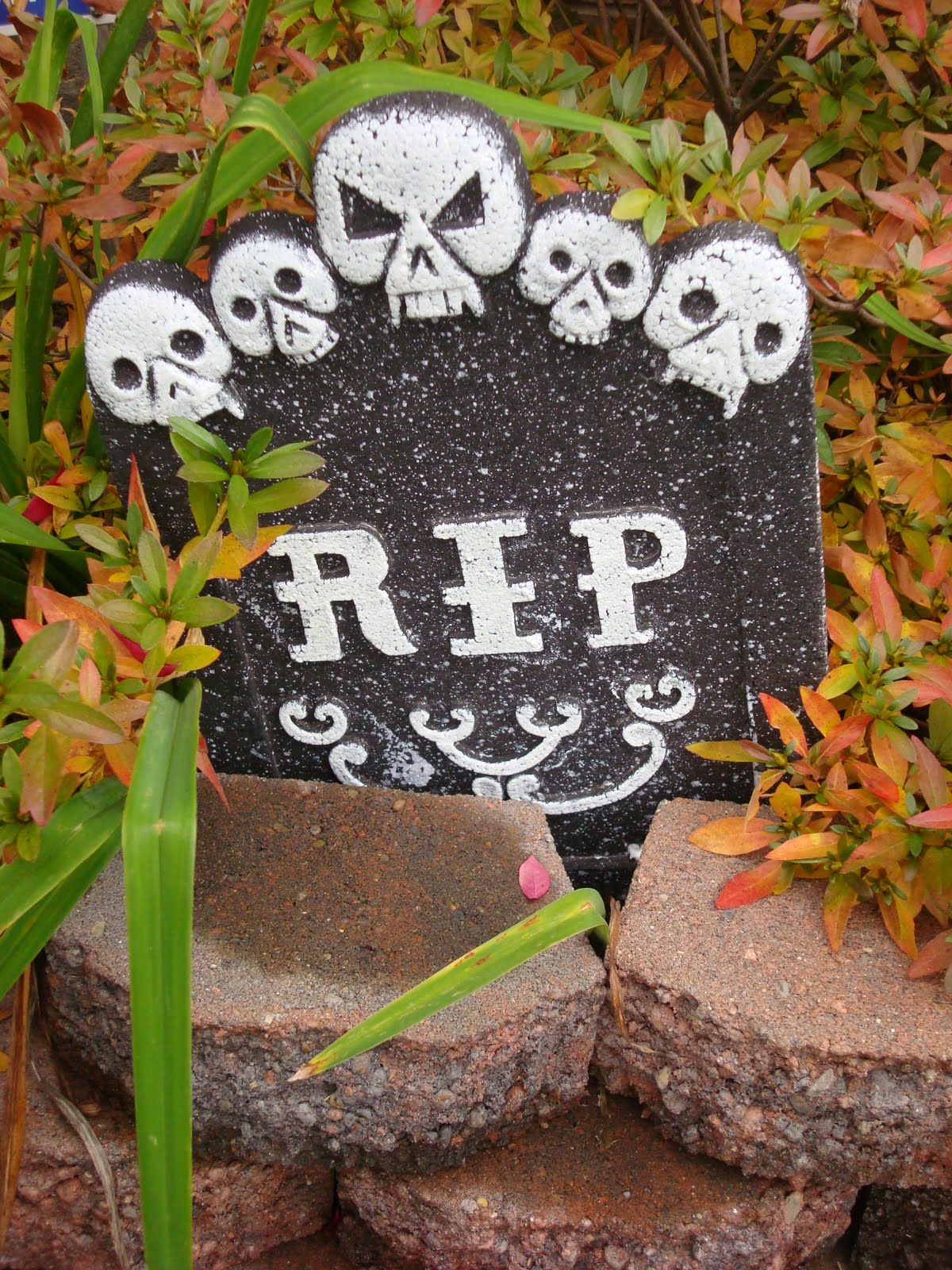 cheap halloween decor