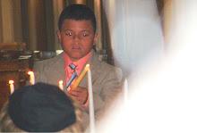 Jordan Savage- 7th Candle Lighter