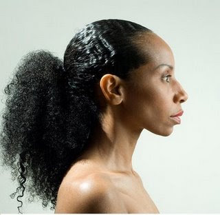 Natural Hair Level