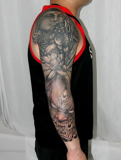 celebrity tattoo ideas devil tattoo. Black Bedroom Furniture Sets. Home Design Ideas