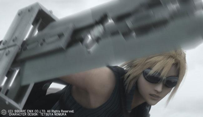 Airu My Final Fantasy Couple Characters