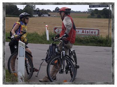Cycling from Berlin to Copenhagen