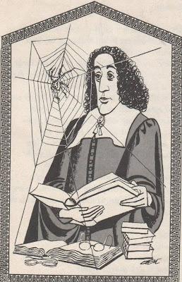 Tekening van Eppo Doeve in: Max Tailleur, Geloof me, Amsterdam, Becht, 1972
