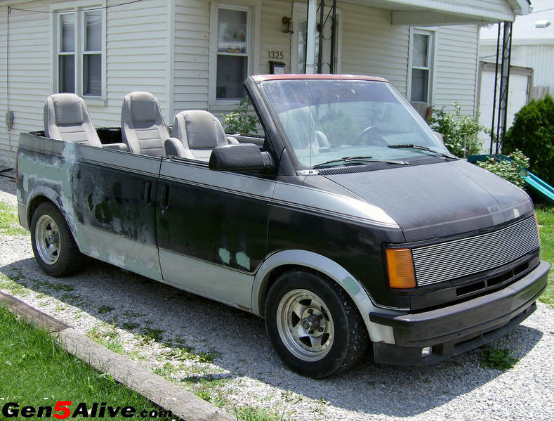 Mighty Lists 12 Awesome Custom Vans