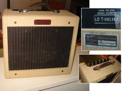 The Ones That Got Away: Fender Bronco Amp Fender Bronco Amp Wiring Diagram on