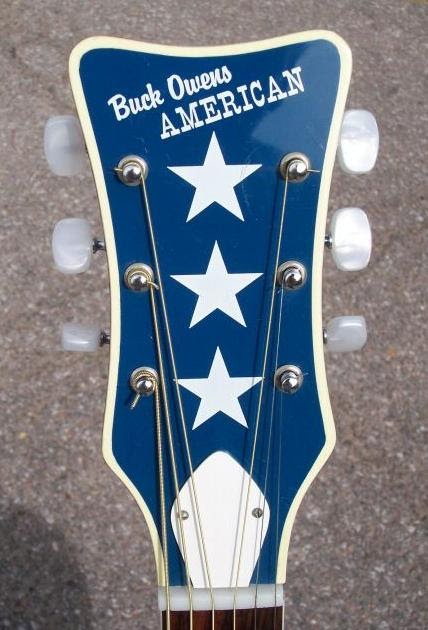 The Ones That Got Away Buck Owens Harmony Acoustic
