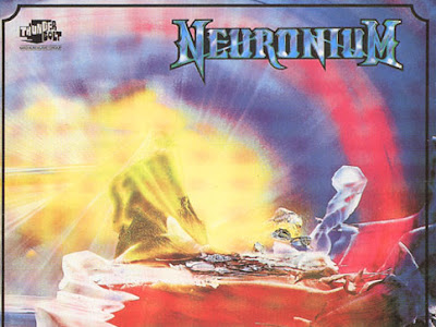 Neuronium - Chromium Echoes