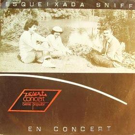 Esqueixada Sniff - En Concert (VINILO) / (VINYL)