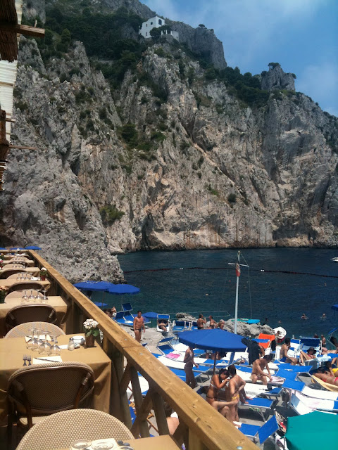 Capri Beach Clubs
