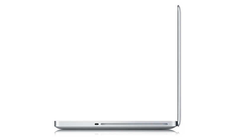 Apple MacBook Pro 13-inch Notebook with nVidia GeForce GT