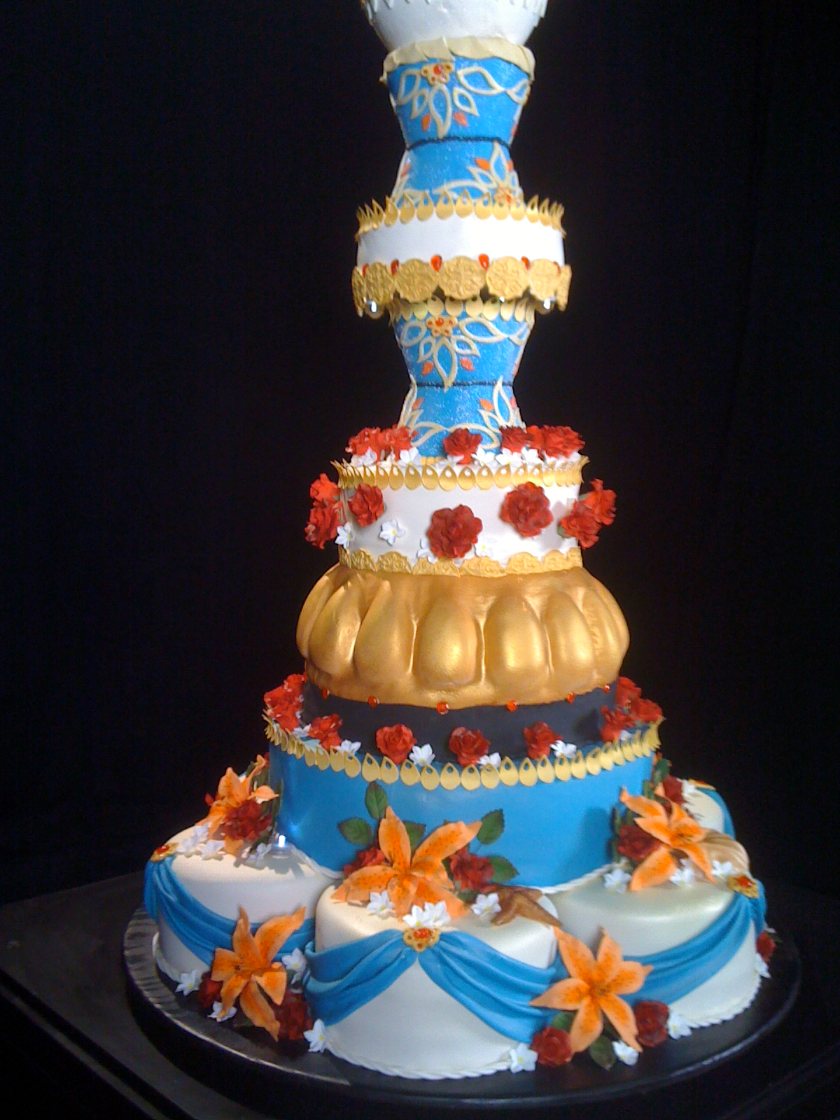 Ultimate Wedding Cakes