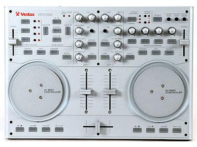 D Magazine: VESTAX VCI-100 SCRATCH SOUNDS