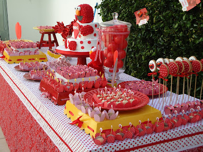 Karas Party Ideas Elmo Birthday