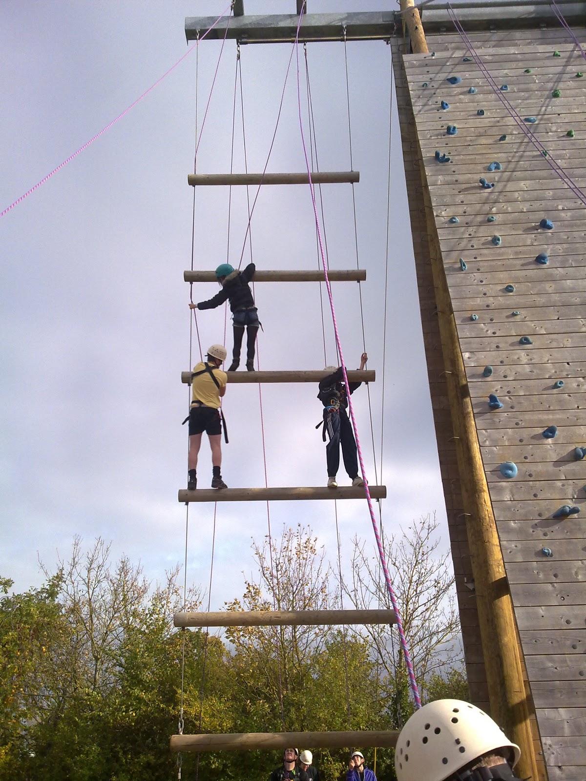 Jacobs ladder tävling