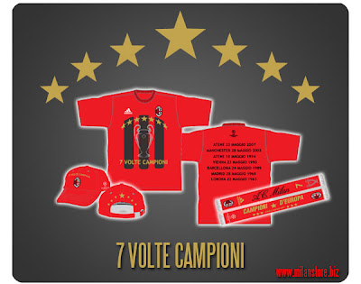 Milan campione d'Europa