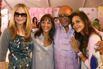 Quincy Jones & Peggy Lipton were married 1974-90 | iCeleb ...