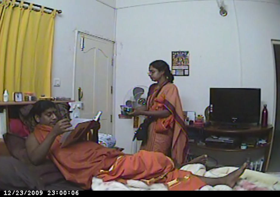 Sex full swami video scandal nithyananda commit error
