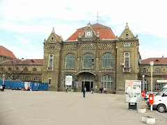 Arad Railway Station