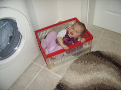 Yasmina in a basket!