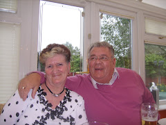 Betty and Tom , my sister and husband