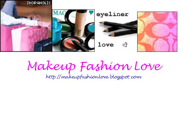 Makeup Fashion Love