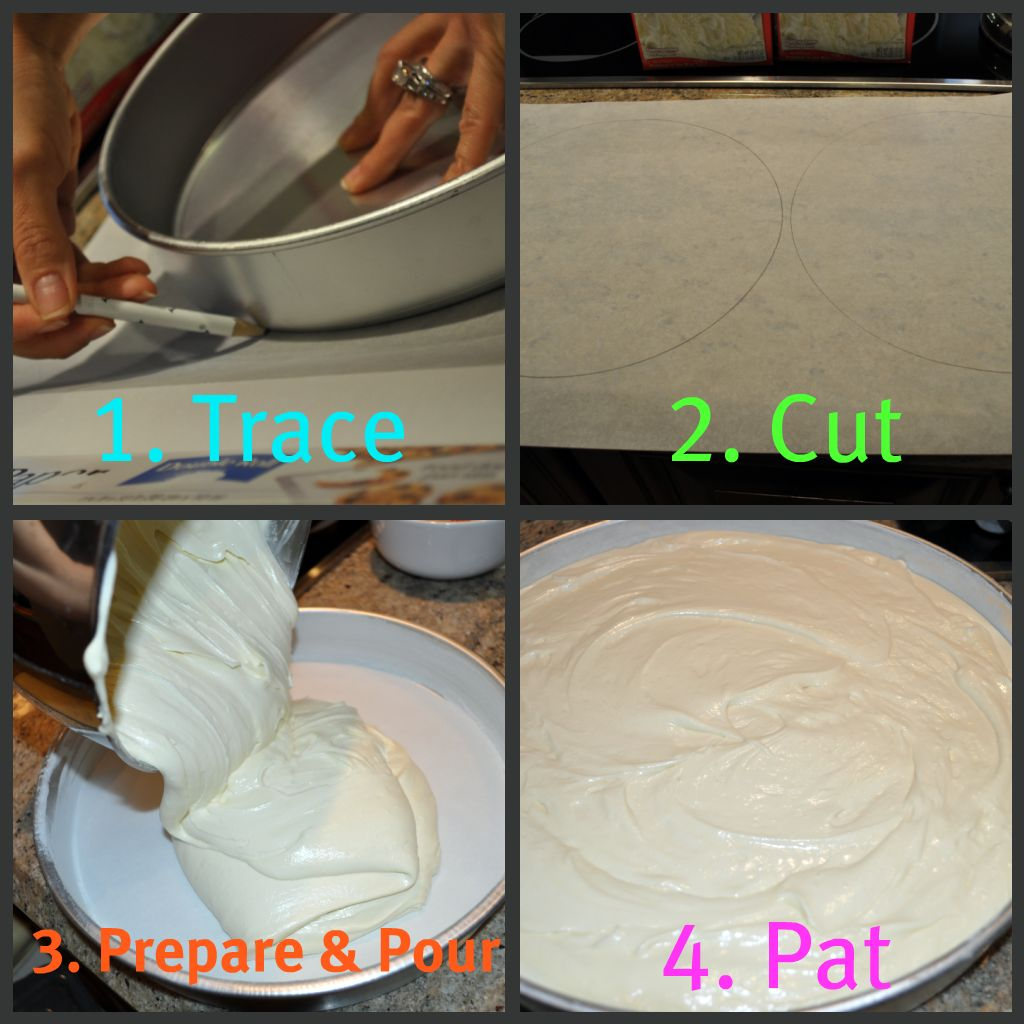 Lavender Clouds How To Bake A Professional Looking Layer Cake