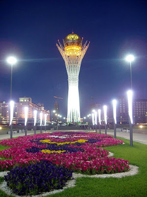 OCTOBER 25: The Republic of Kazakhstan: a date with ...