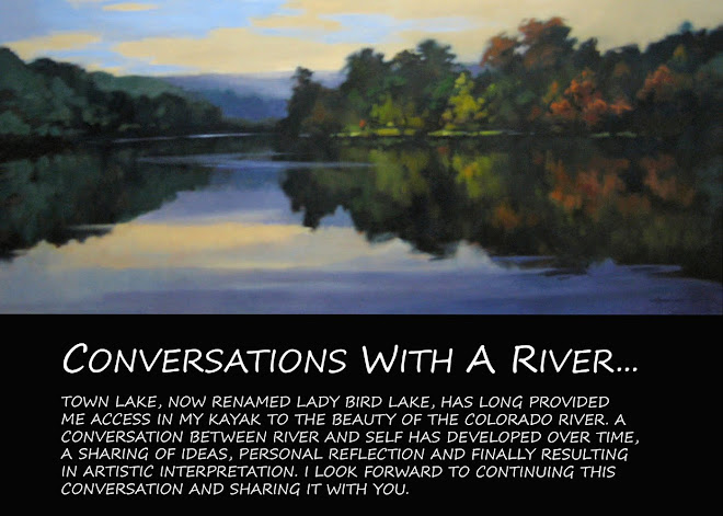 Conversations with a River...