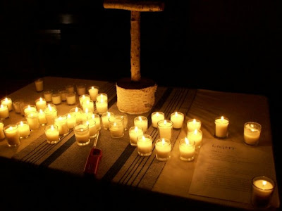 Yes! More Creative Prayer Stations (YouthPastor com)