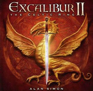 Alan Simon - Excalibur II (The celtic ring)