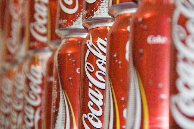 Mmm... I love Coke!