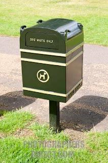 Переработка мусора в англии