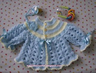 طريقة آخرى فستان طفله بالكروشيه ،  فستان  بالكروشيه