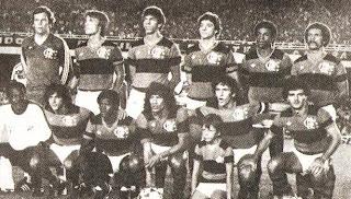 CR Flamengo Campeão da Taça Libertadores da América de 1981